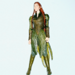 The Hobbit  Tauriel Action Figure loose 3.75 inch
